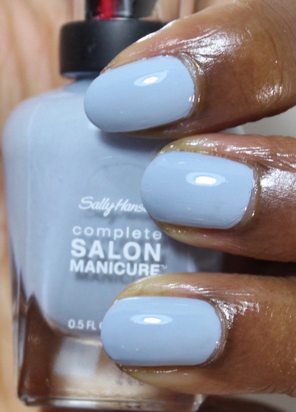 Sally Hansen Complet Salon Manicure In Full Blue-M