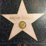 Hollywood Walk of Fame Aretha Franklin