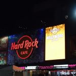Hollywood Boulevard Hard Rock Cafe