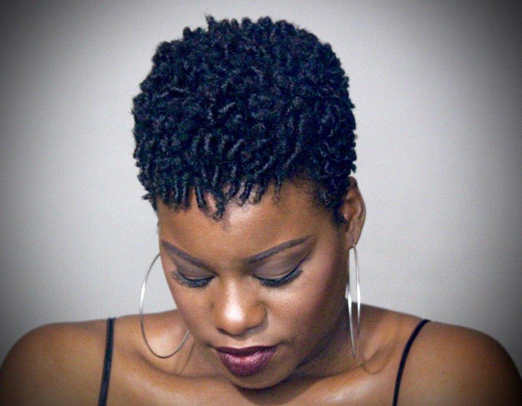 My Natural HairStory Tapered TWA