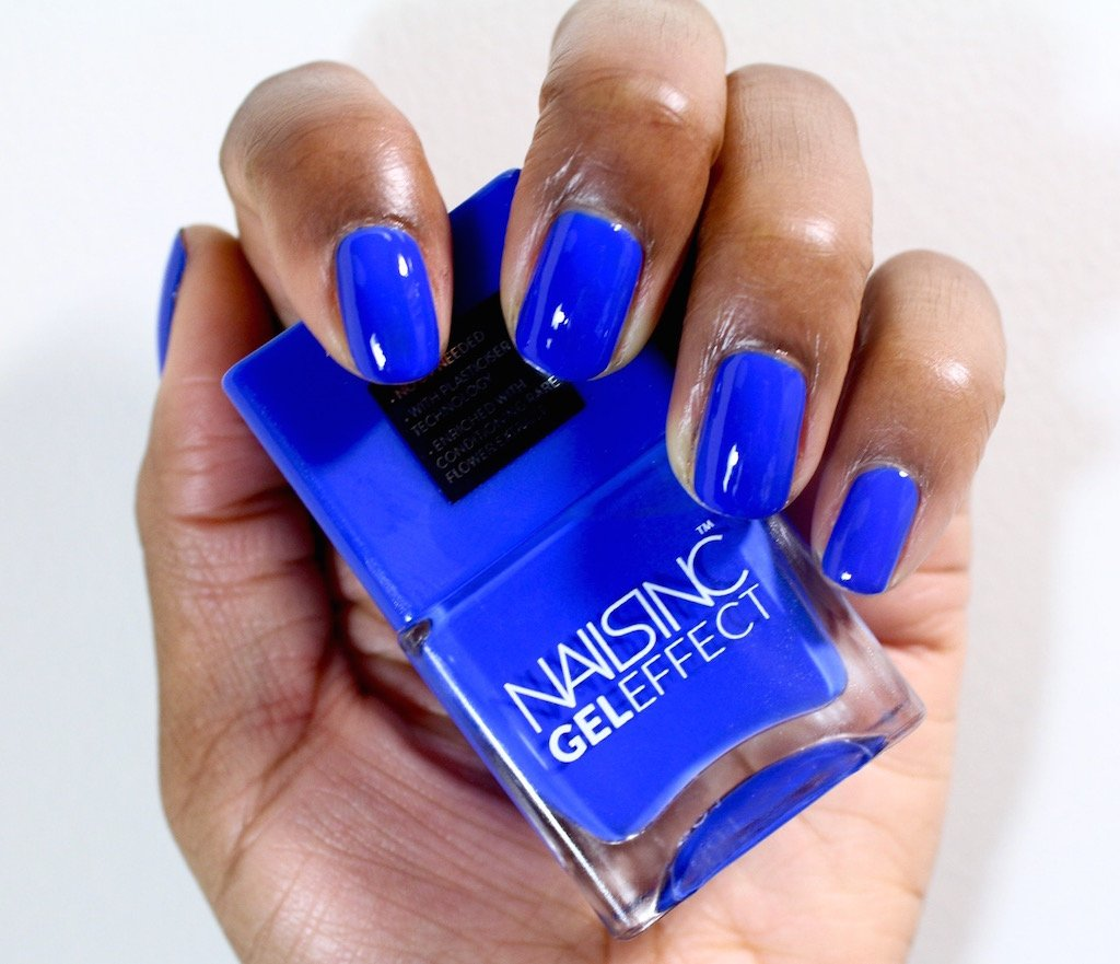 Nails Inc. Gel Effect Baker Street