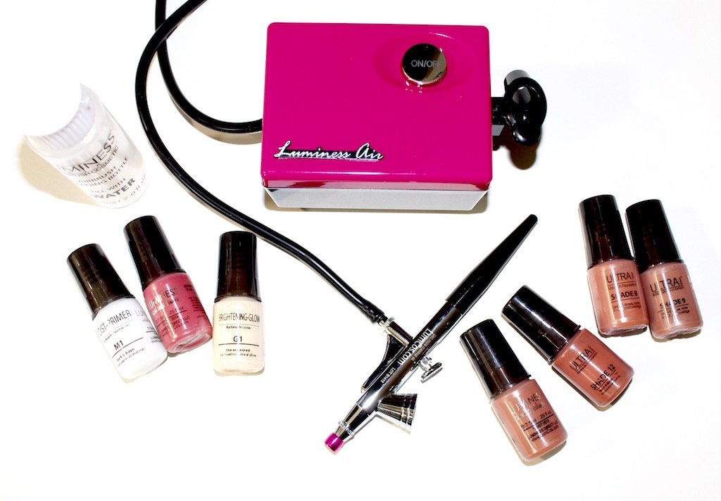 Luminess Air Review My Thoughts On Airbrush Makeup
