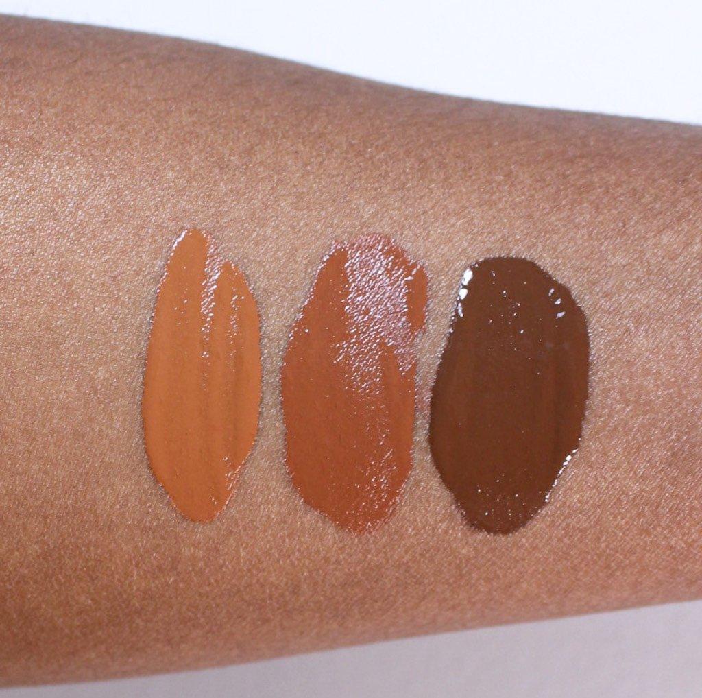 Make Up Forever Ultra HD Foundation Review Cinnamon, Chestnut & Dark Brown