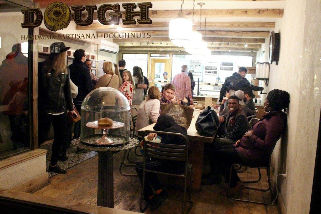 Dough Doughnuts Review