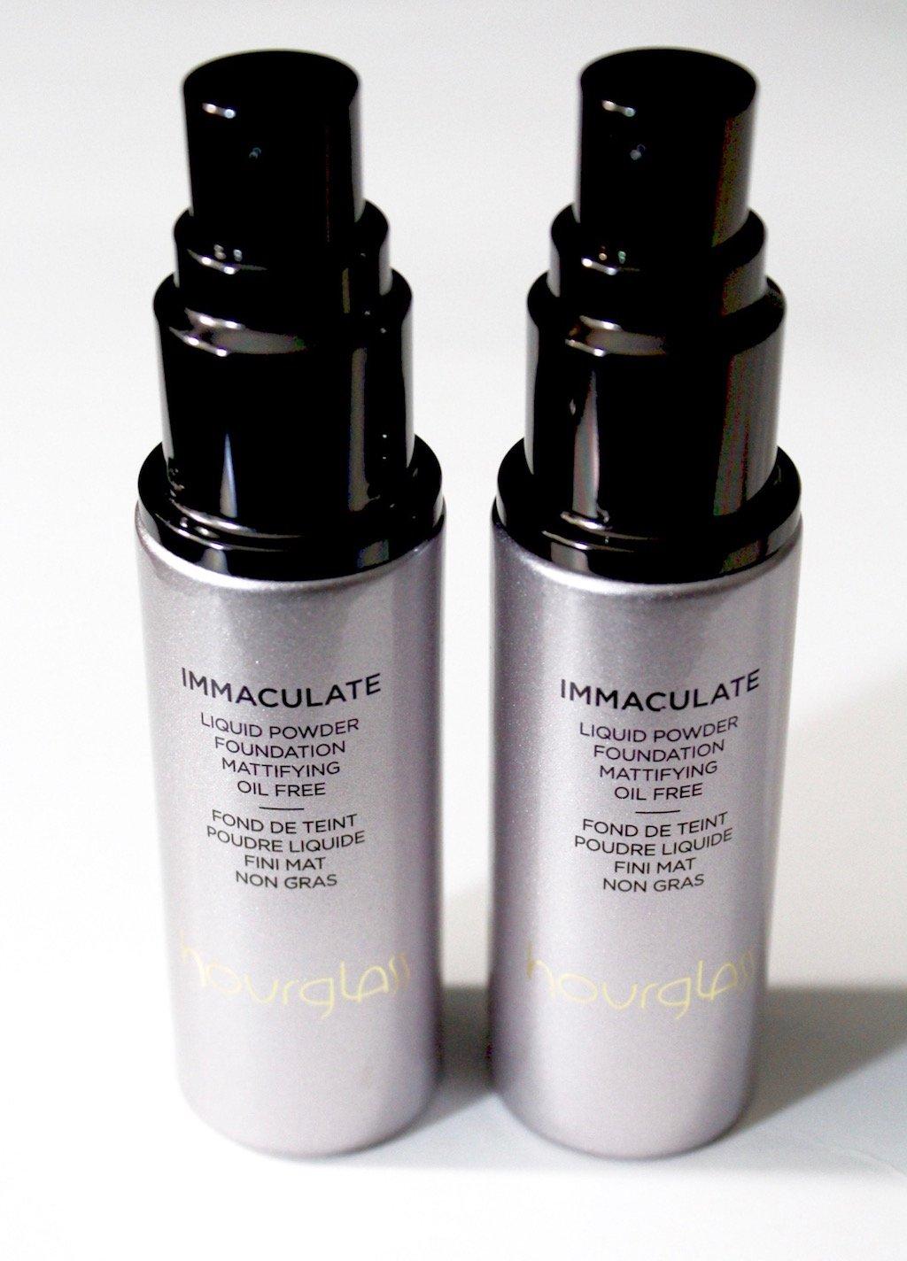 Hourglass Immaculate Liquid Powder Foundation Review