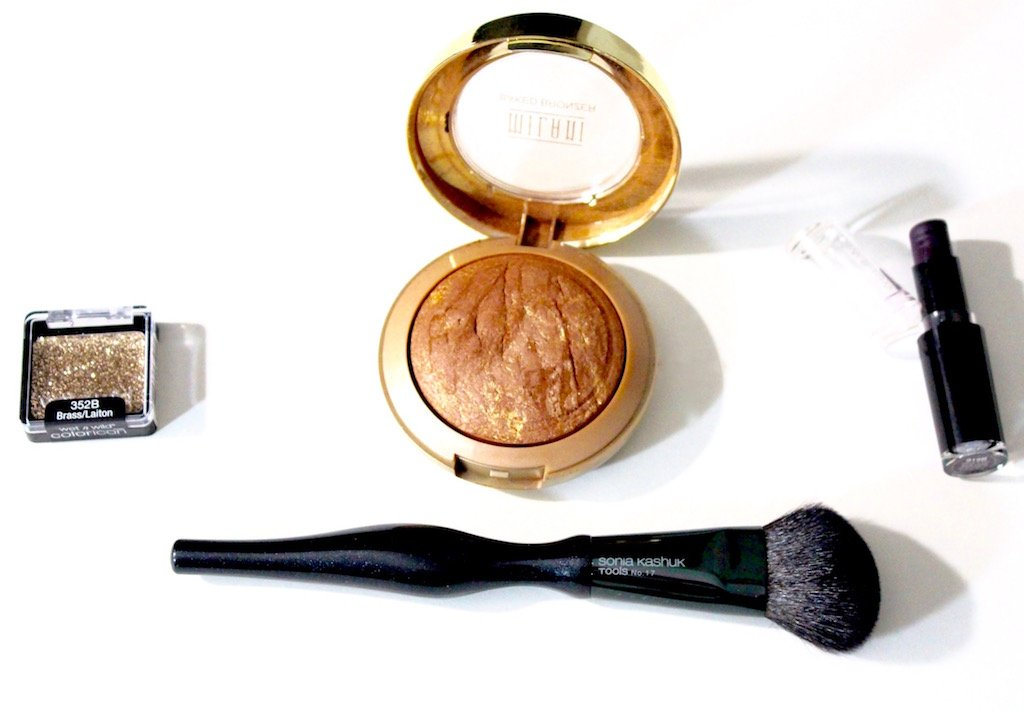 holiday beauty equations bronzed cheeks