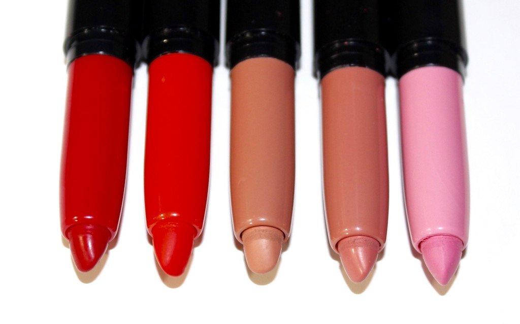 Lancome Color Design Matte Lip Crayons