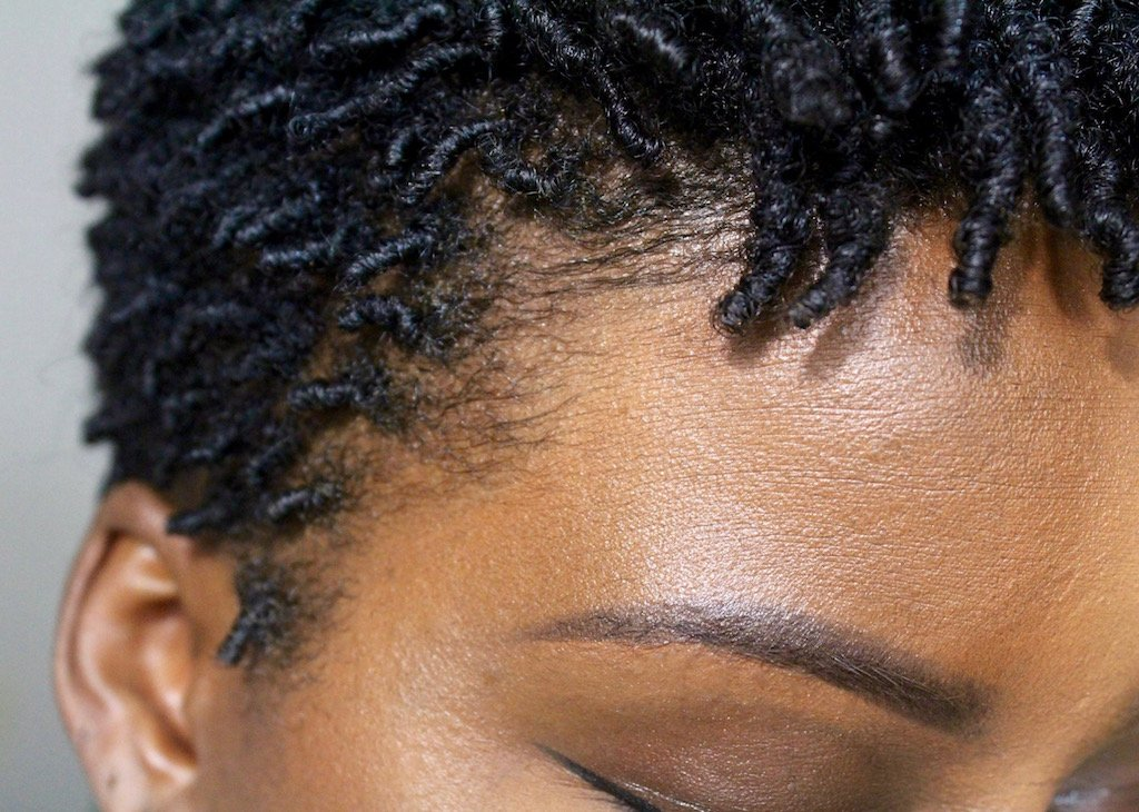 Gorilla Snot Gel 4C Hair Edges