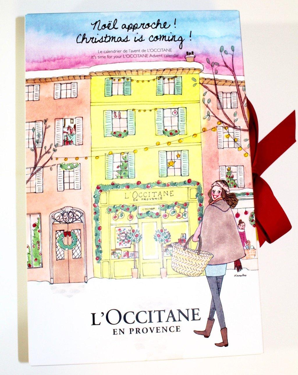 L'Occitane Holiday 2015 Advent Calendar