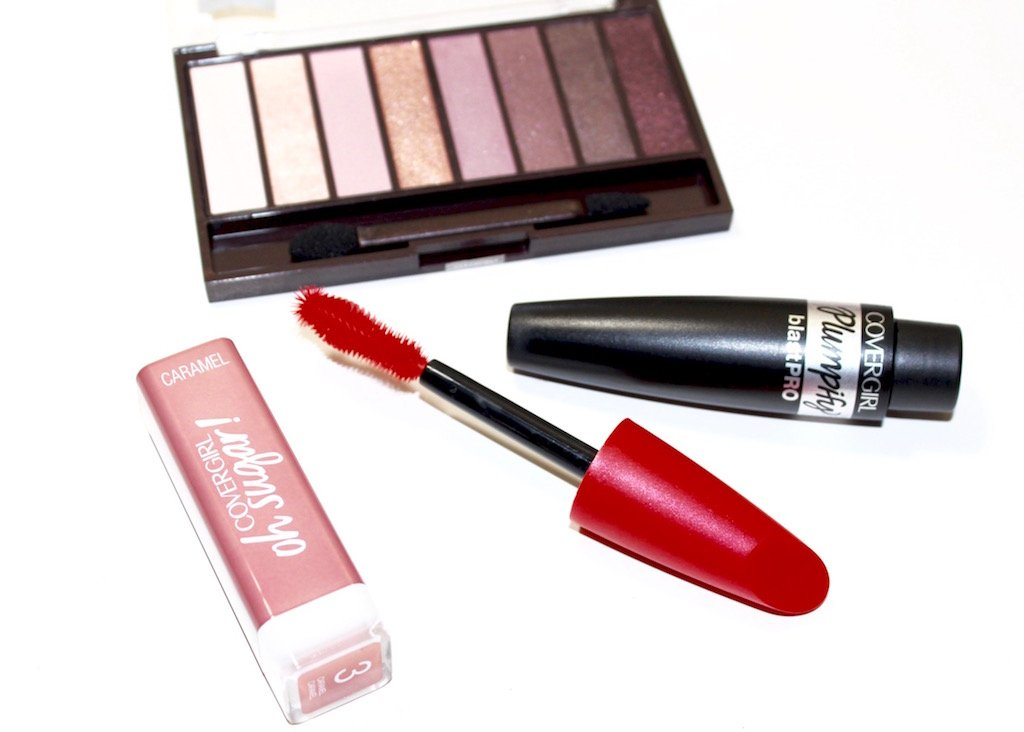 CoverGirl truNaked Roses Shadow Palette