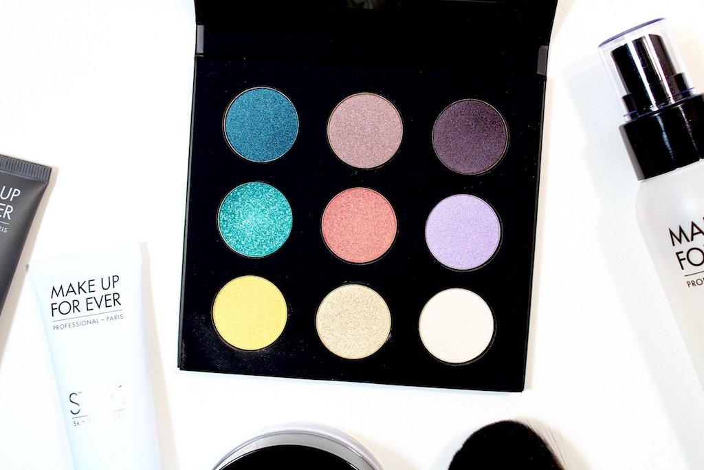 Make Up For Ever Artist Palette Vol. 3