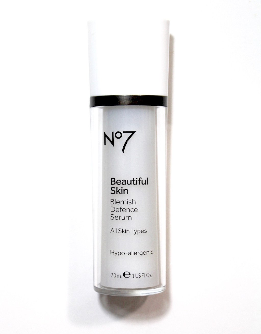 Boots No. 7 Beautiful Skin Blemish Defence Serum