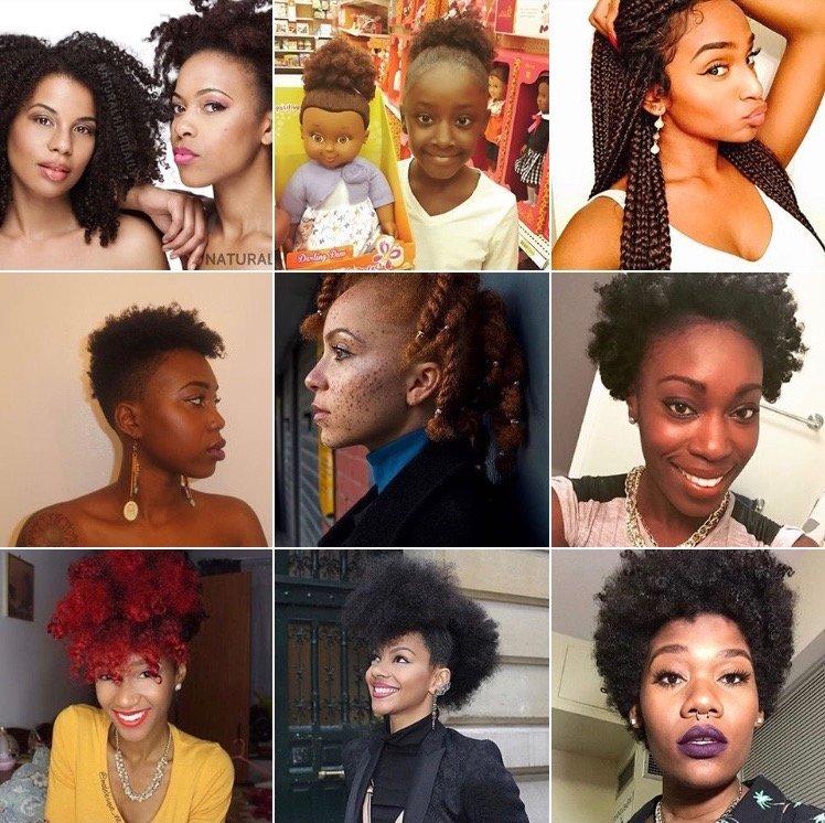 Natural Hair Instagram Natural Hair Daily