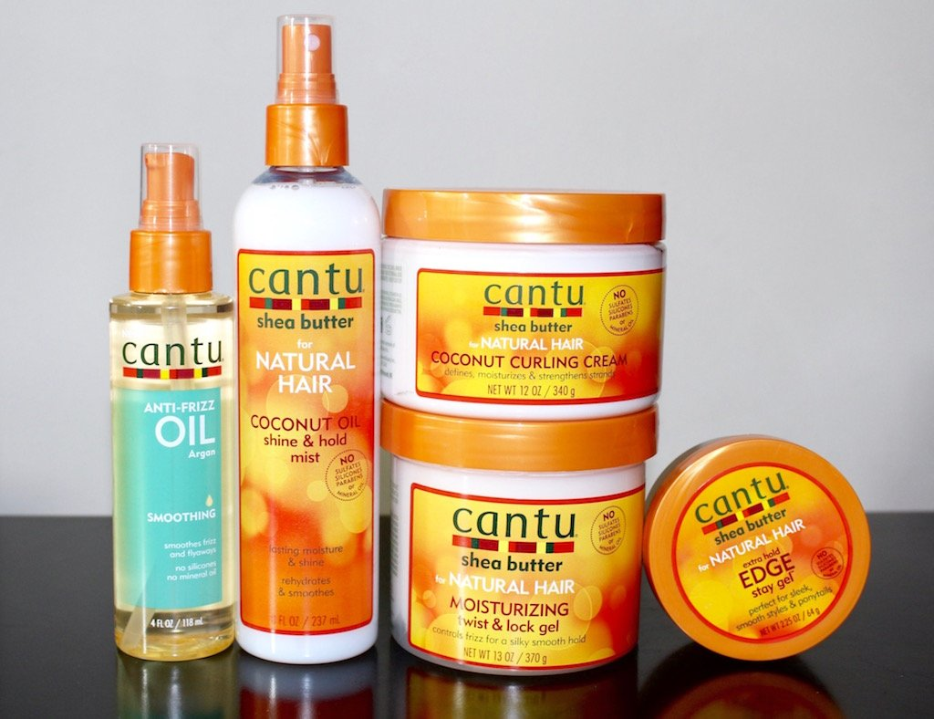 Cantu Shea Butter Natural Hair Collection