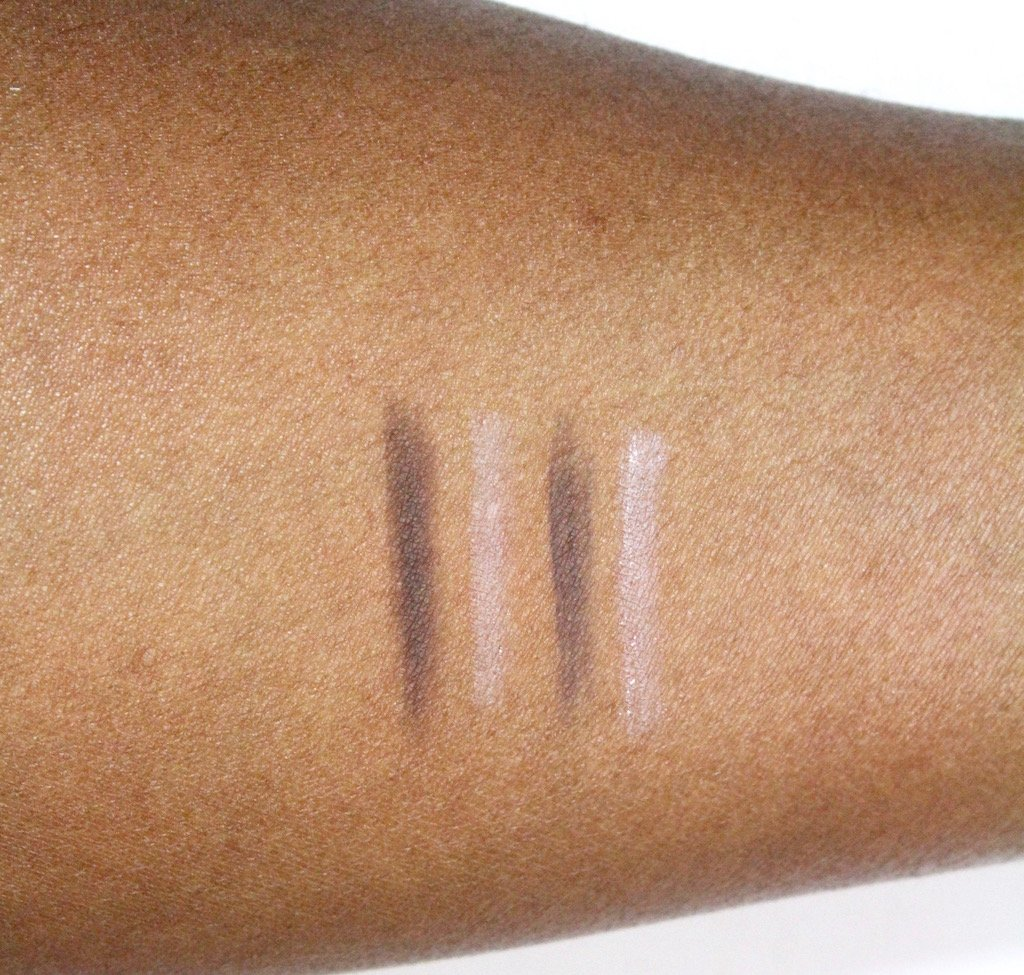 Make Up For Ever Pro Sculpting Brow Swatches 40 50