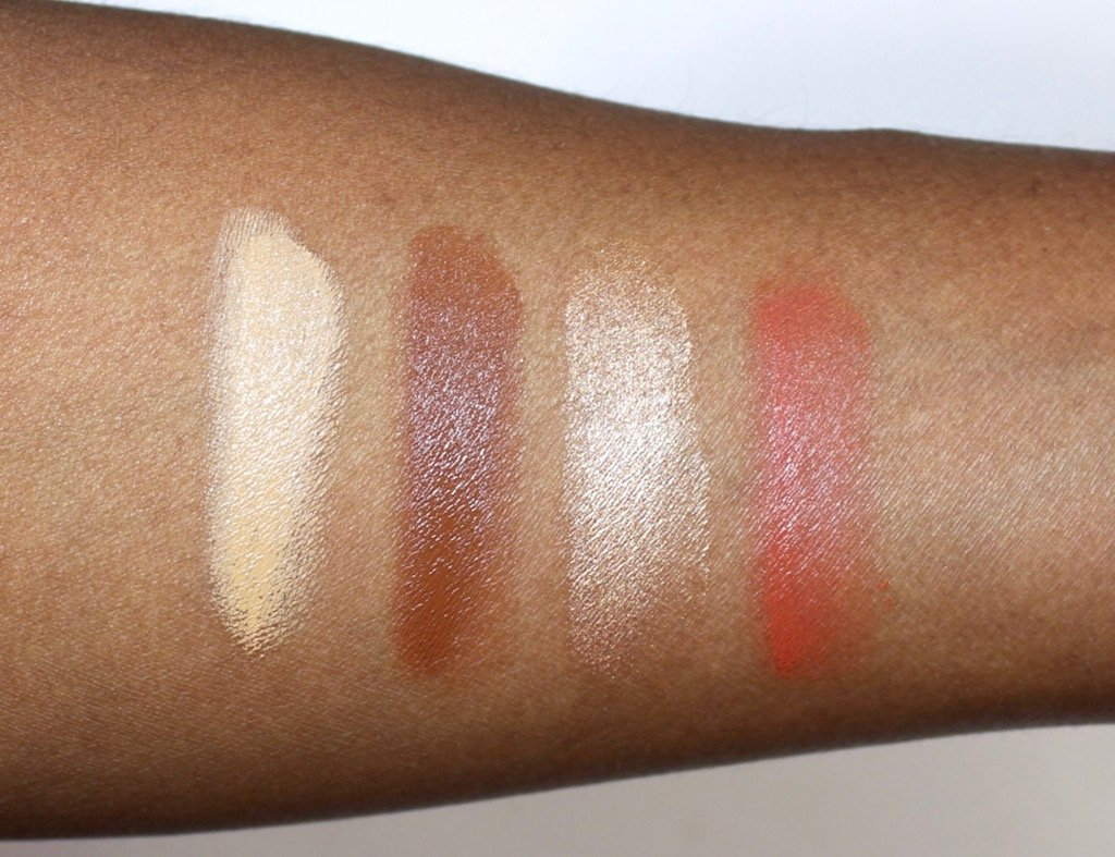 Make Up For Ever Pro Sculpting Face Palette 40 Swatches