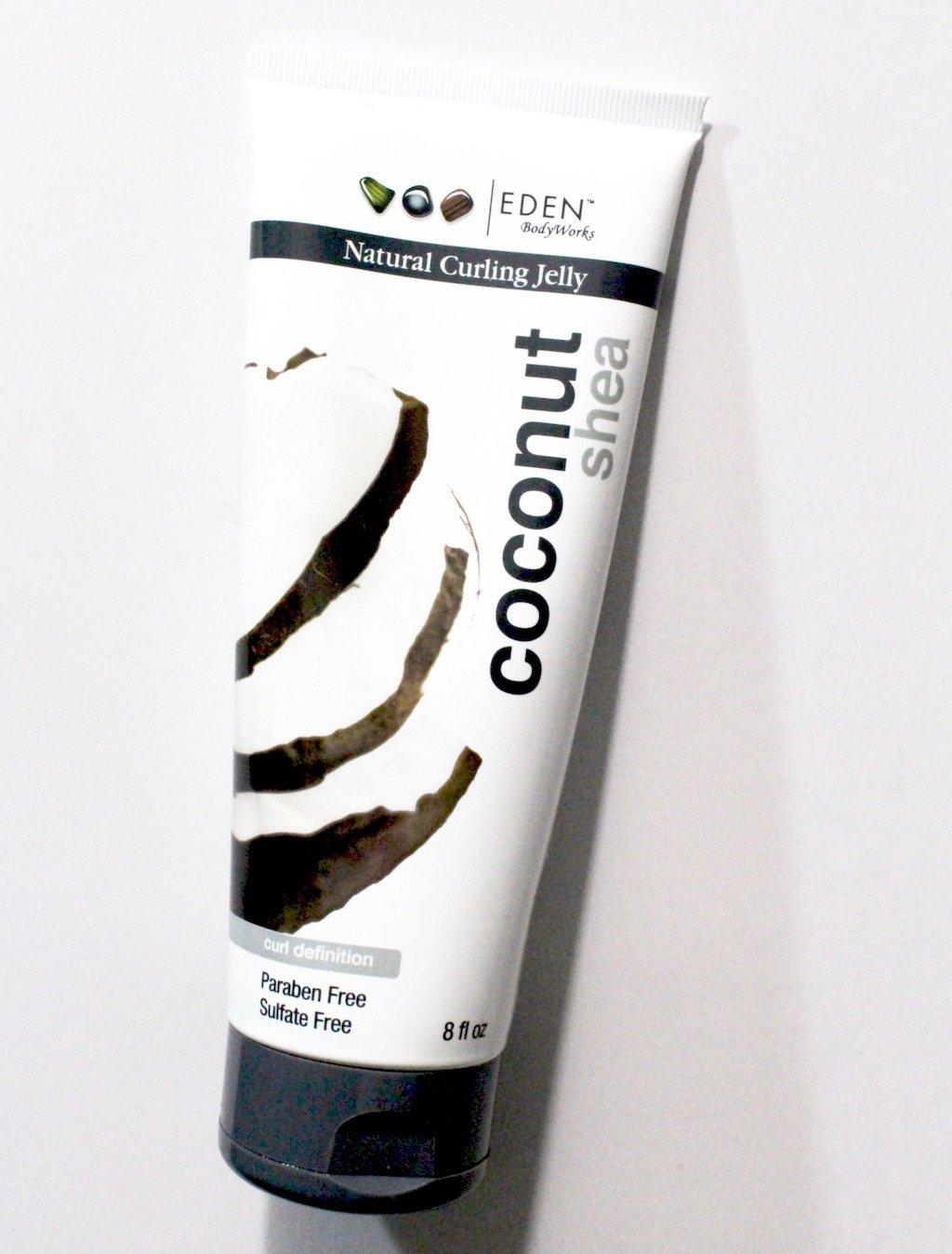 Eden BodyWorks Coconut Shea Natural Curling Jelly