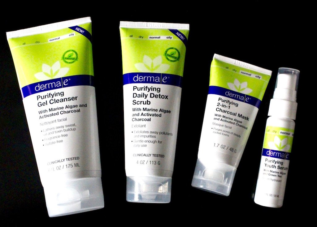 Derma E Purifying Skincare Collection