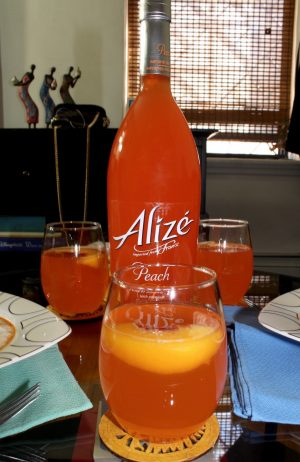 Alize Peach Bellinis