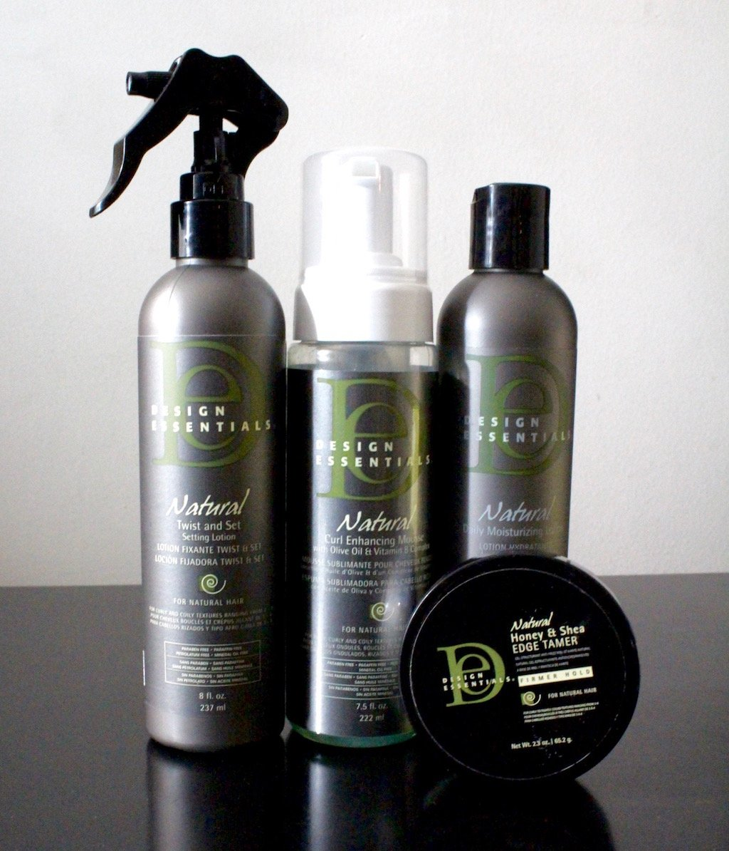 Design Essentials Natural Curl Care Collection