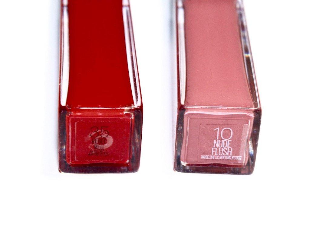 Maybelline Vivid matte Liquid Lip Color Review