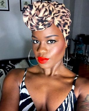 Summer Makeup Look Dark Skin