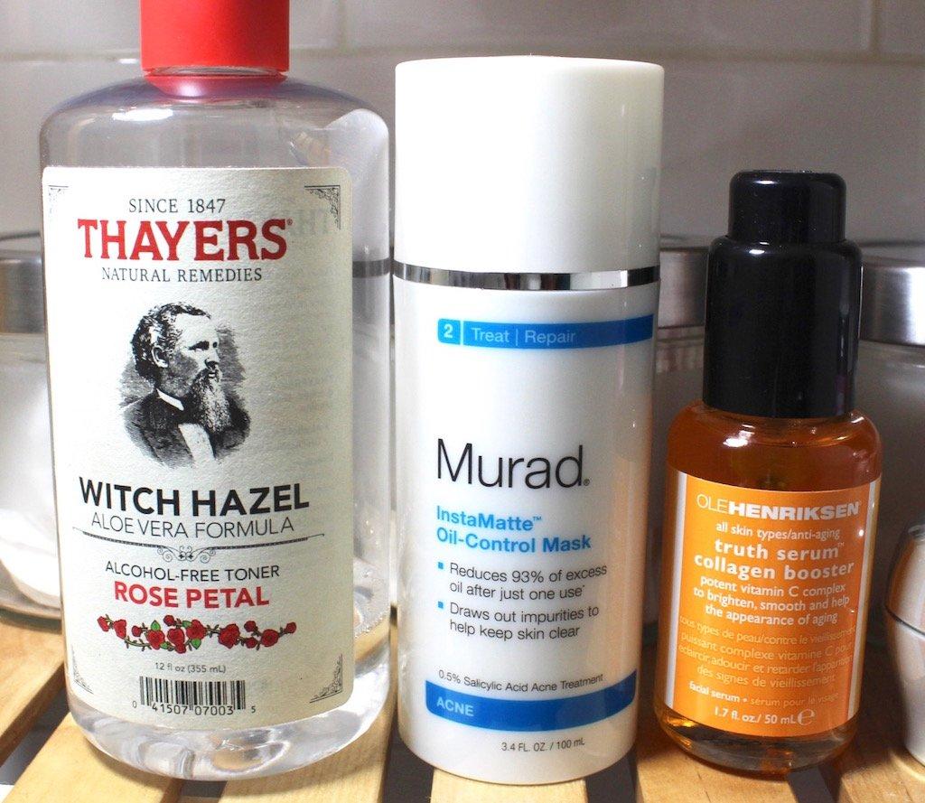 Summer Skincare Favorites