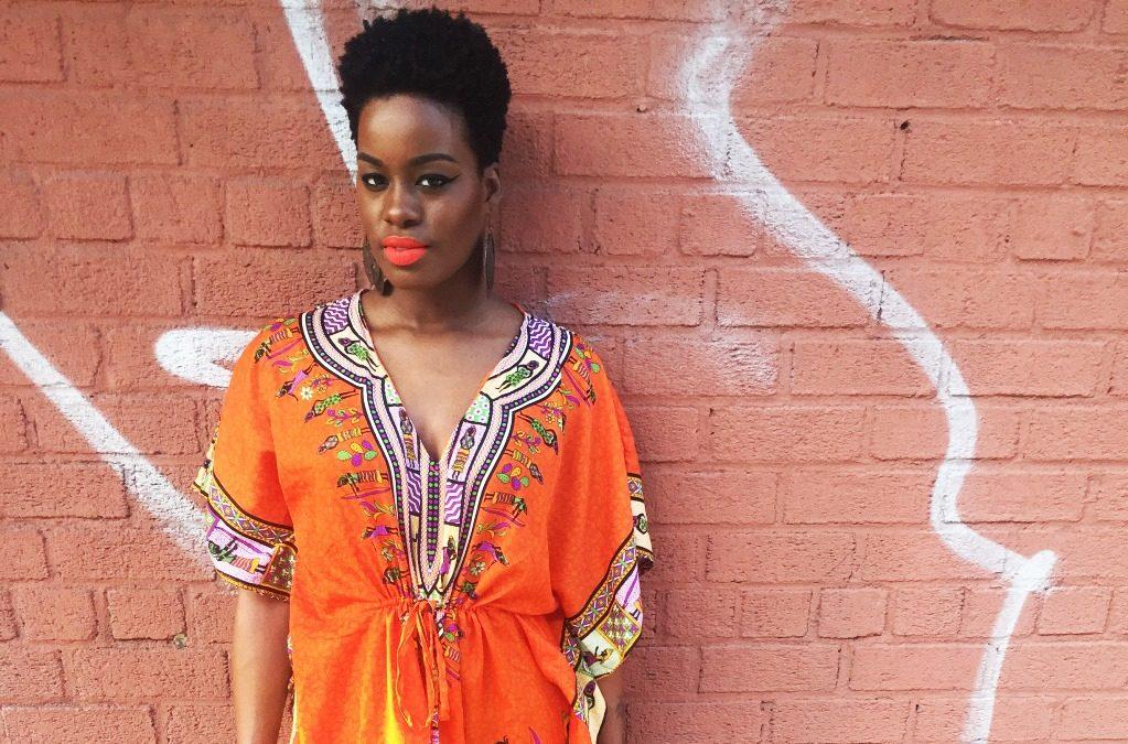 pretty for a dark skinned girl