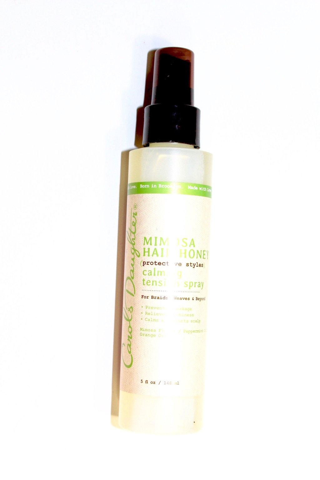 Carol's Daughter Mimosa Hair Honey Calming Tension Spray