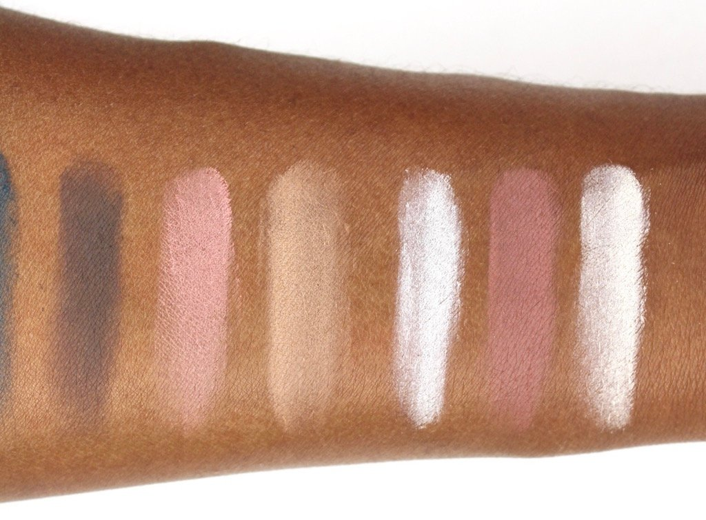 Make Up For Ever Artist Palette Volume 4 Swatches
