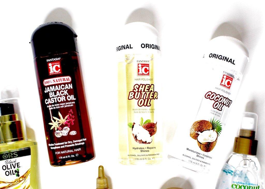 Fantasia IC Coconut Oil Hair Polisher