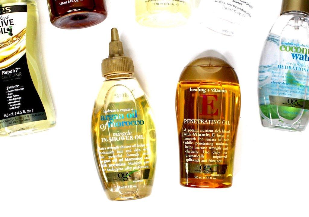 OGX Argan Oil In-shower Oil