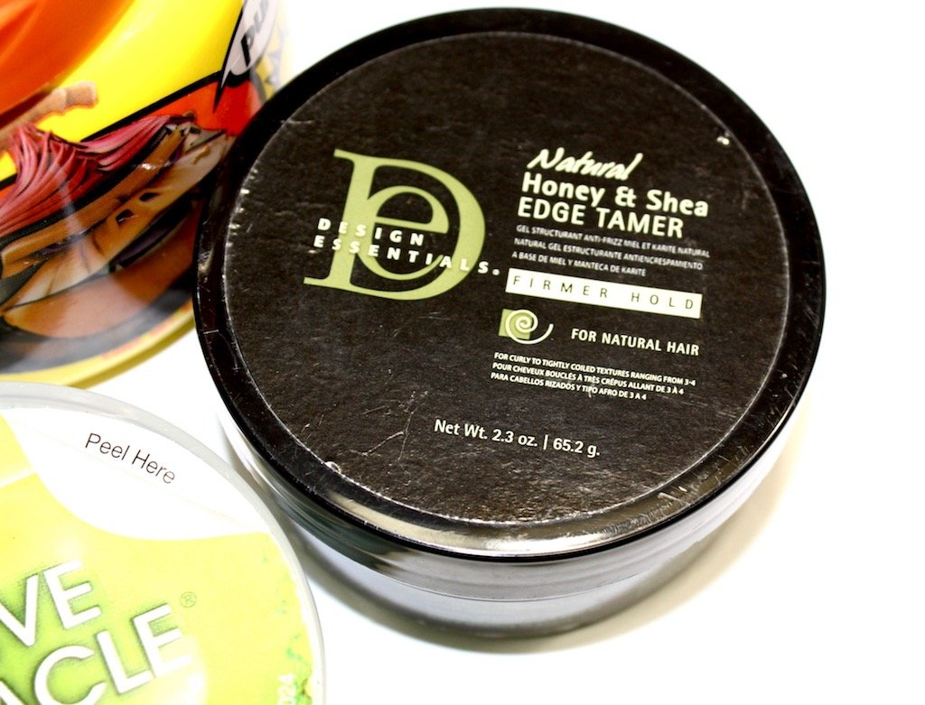 Design Essentials Naturals Honey & Shea Edge Tamer