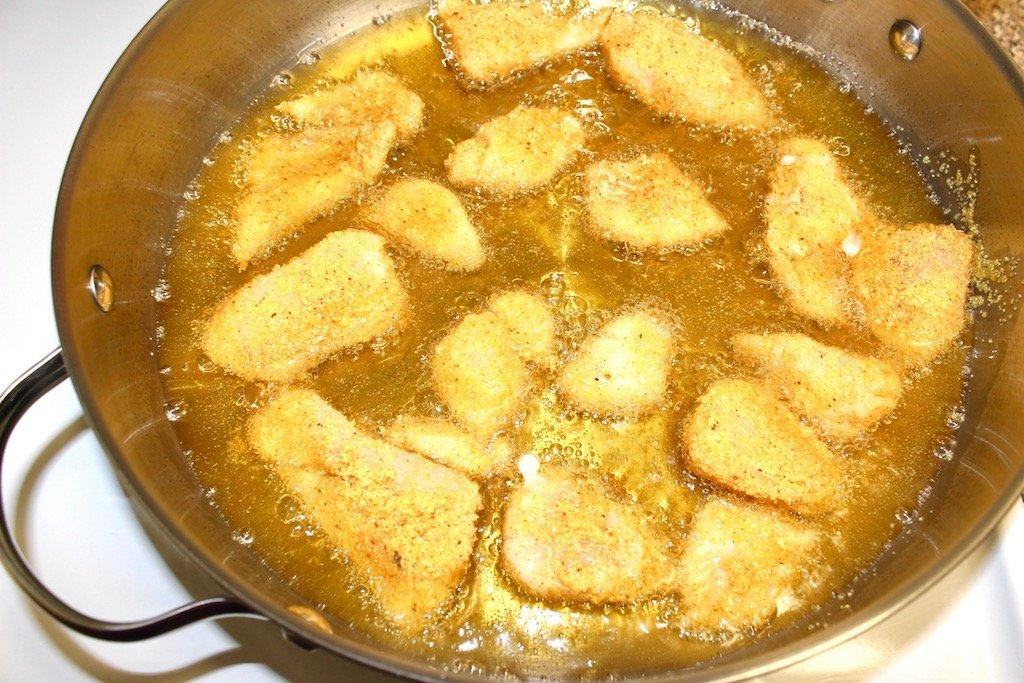 cornmeal cod sliders
