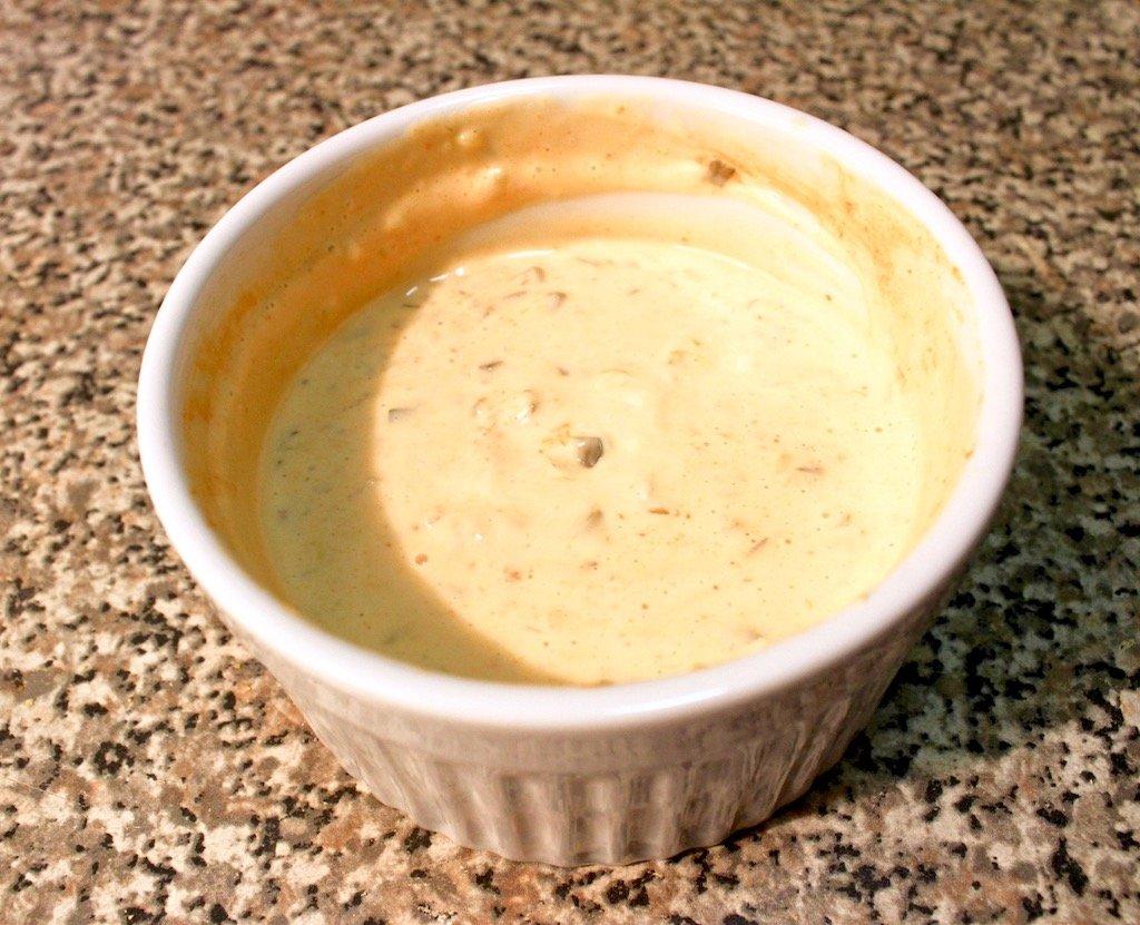 Spicy Tartar Sauce