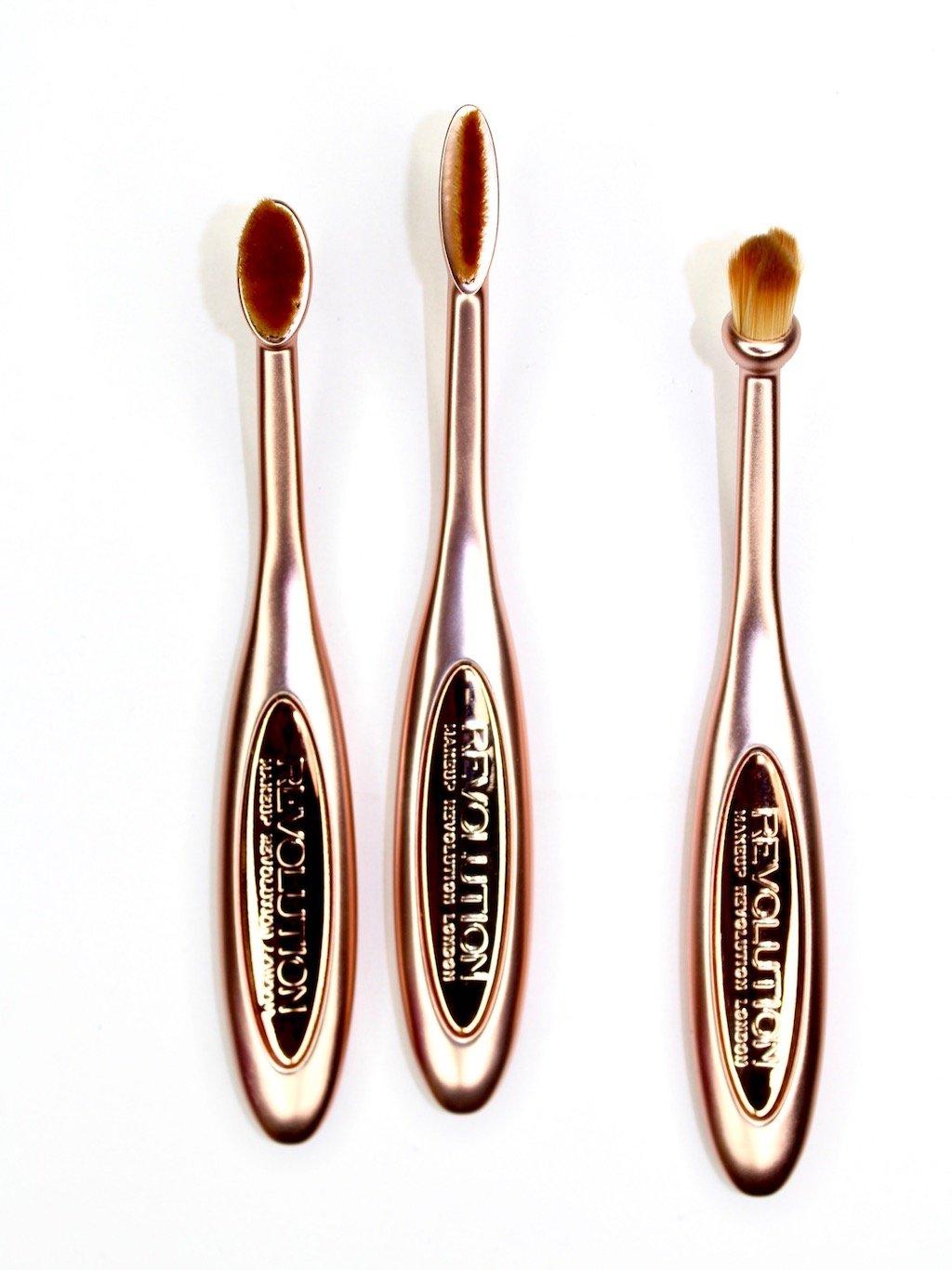 Makeup Revolution Precision Eye Brush Set