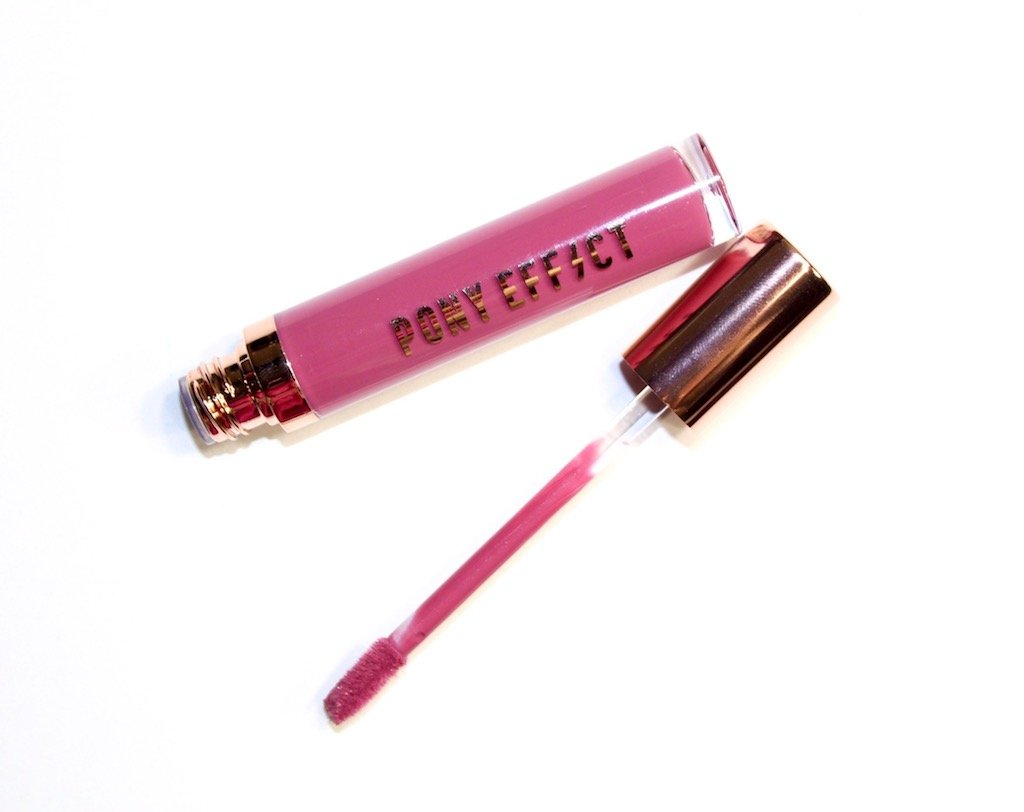 Pony Effect Stay Fit Matte Lip Color in So Good
