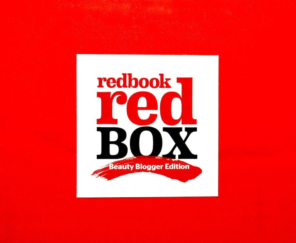 REDBOOK Red Box Beauty Blogger Edition