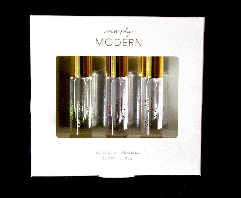 The Limited Simply Modern eau de parfum Rollerball Set