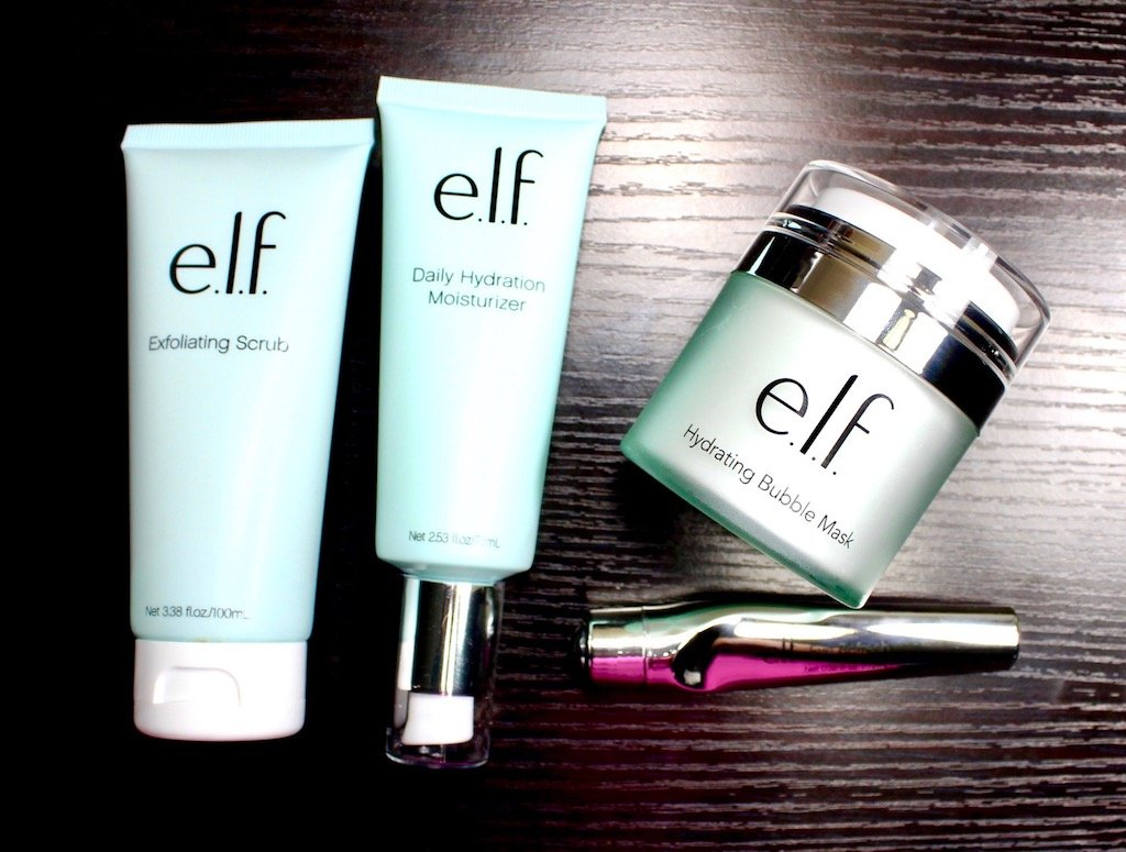 Winter Drugstore Skincare from e.l.f. cosmetics