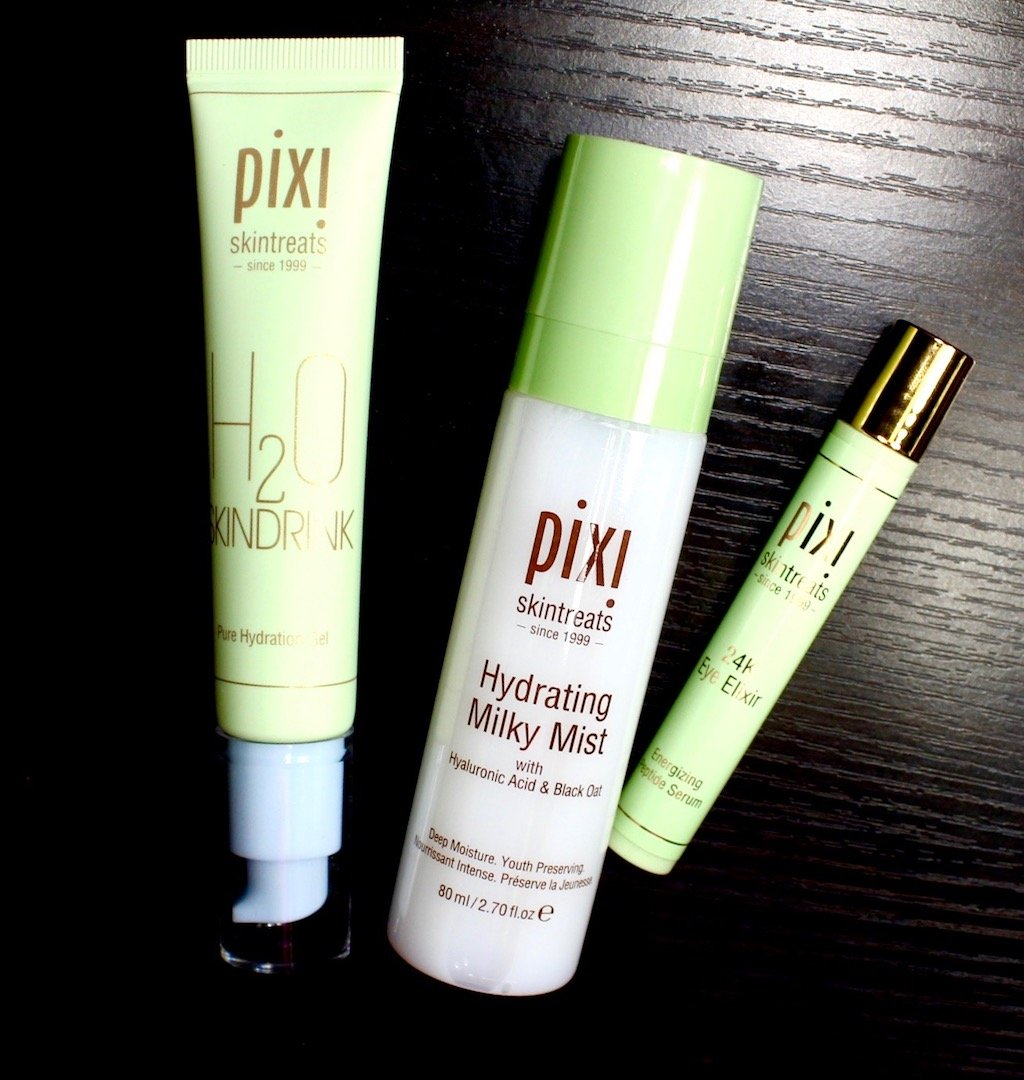 Winter Drugstore Skincare from Pixi Beauty