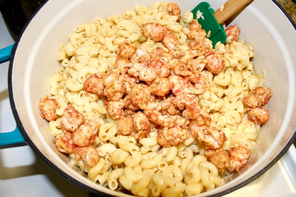 Langostino Macaroni and Cheese