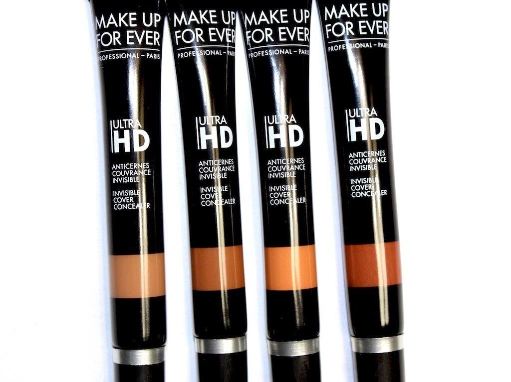Make Up For Ever Pro Conceal HD Concealer Deeper Shades