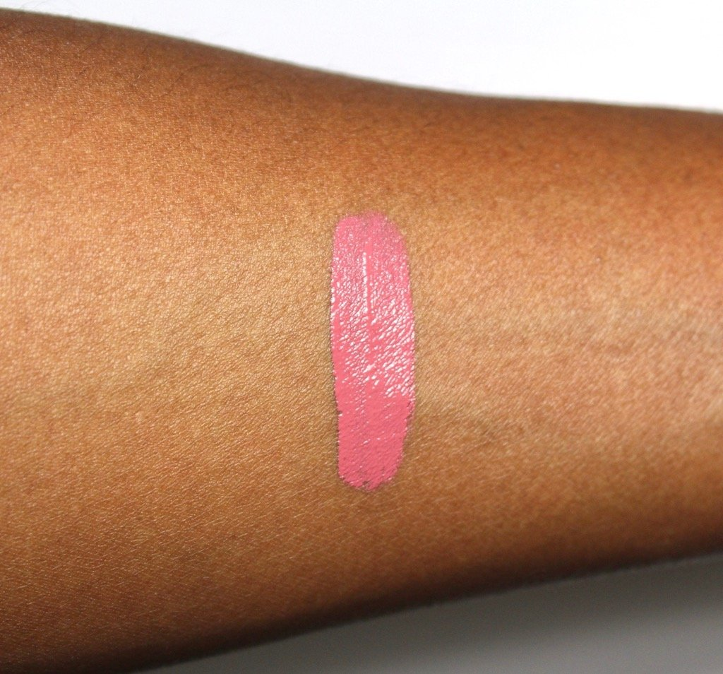 marc jacobs le marc liquid lip creme truth or bare swatch