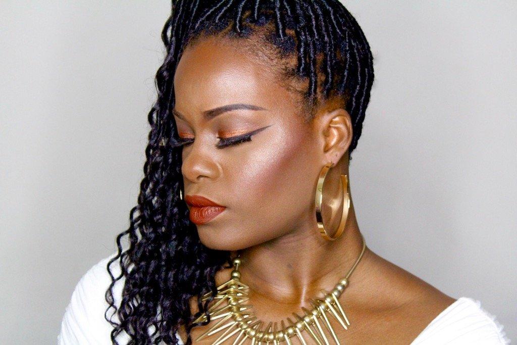 Bronze Eyes & Brown Lips Juvia's Place Nubian 2 Palette