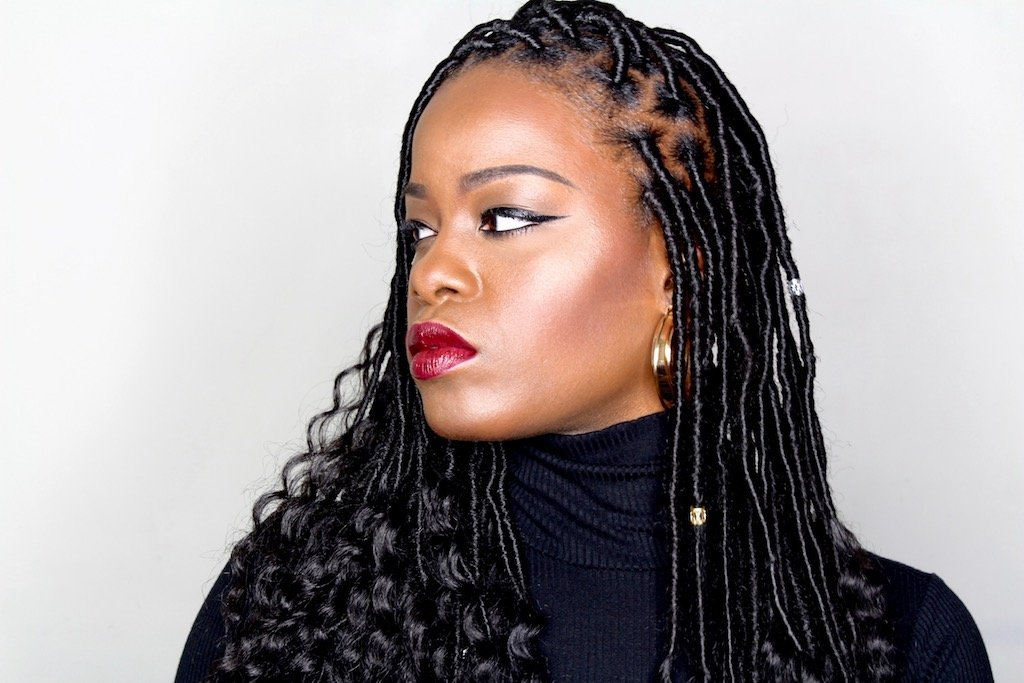DIY Goddess Locs Tutorial