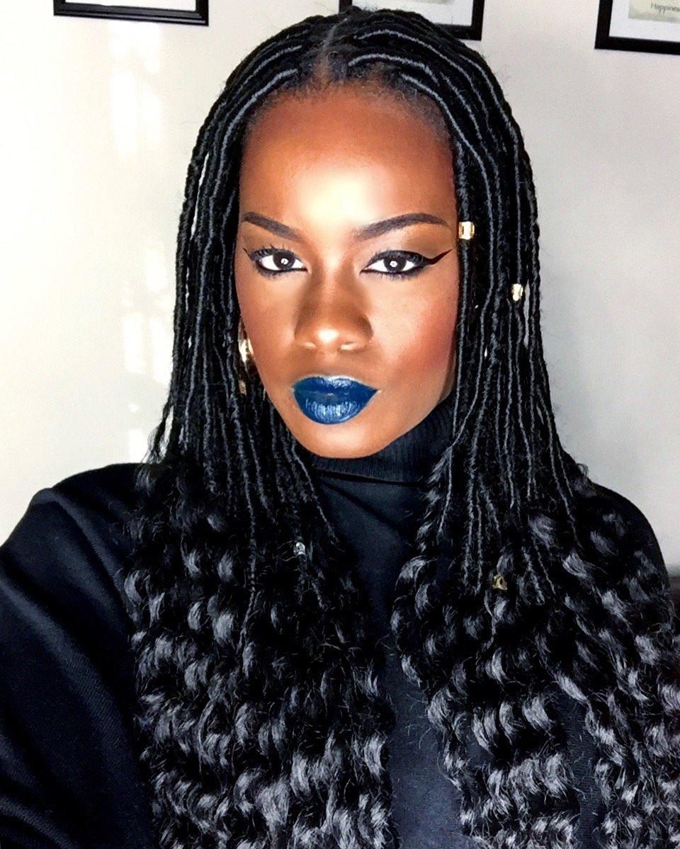 Make Up For Ever Star Lit Powder Copper on Dark Skin