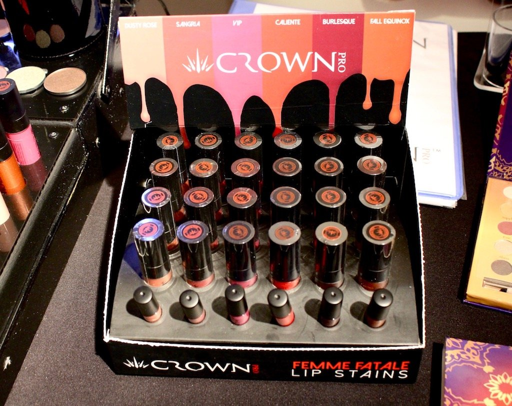 Crown Femme Fatale Lip Stains
