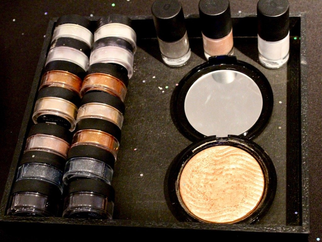 Make Up For Ever Star Lit Powders & Pro Fusion Highlighter