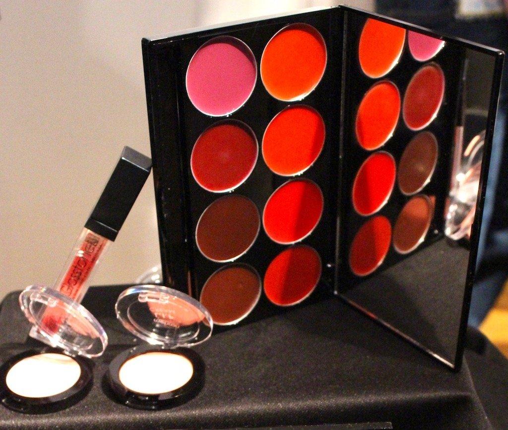 Mehron Lip Color Creme Palette